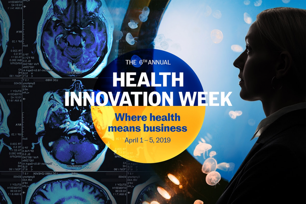 The 6th Annual Health innovation Week