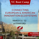 Stanford VC Boot Camp and Pitch Competition