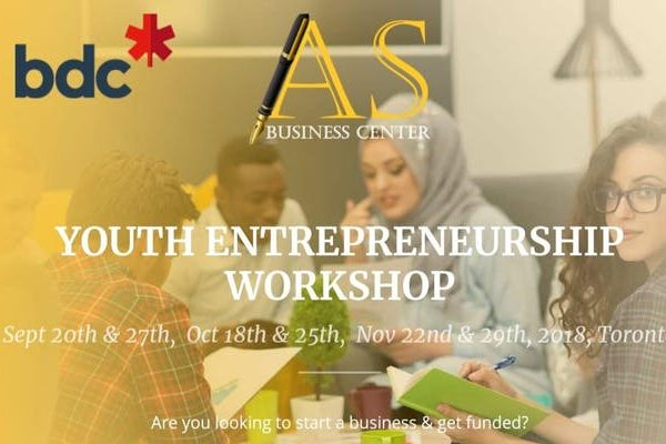 A.S Business Center Youth Entrepreneurship Workshop
