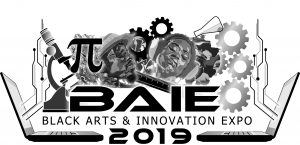 Black Arts & Innovation Expo 2019 Logo