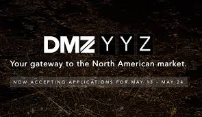 DMZ YYZ Intensive entrepreneurship program