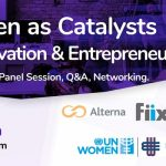 IWD: Women as Catalysts for Innovation and Entrepreneurship