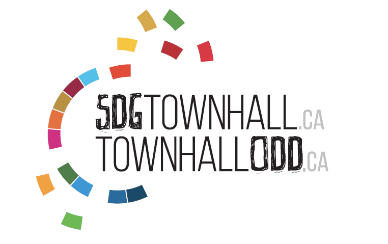 5DGTOWNHALL.CA, TOWNHALLODD.CA logo