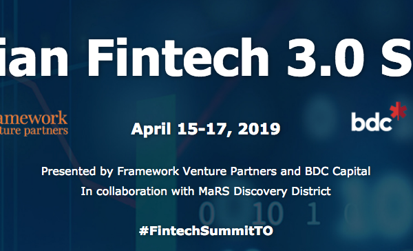 Canadian Fintech 3.0 Summit