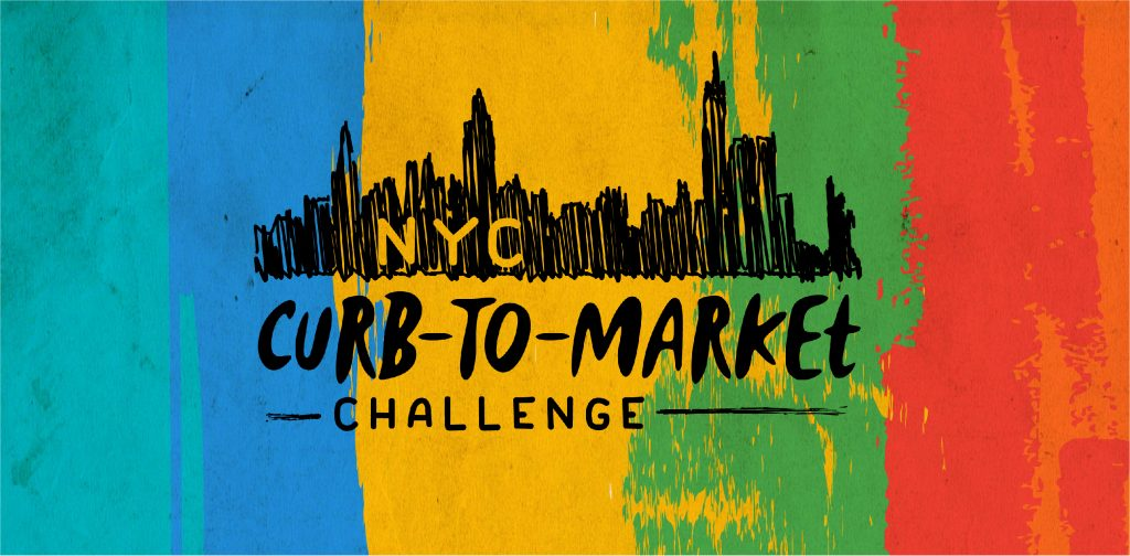 NYC Curb-To-Market Challenge poster