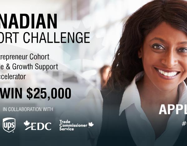 Startup Canada Canadian Export Challenge