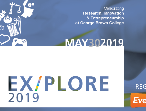 GBC Research, Innovation & Entrepreneurship Day: Ex/plore 2019