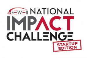 AgeWell National Impact Challenge Startup Edition Promotional Material