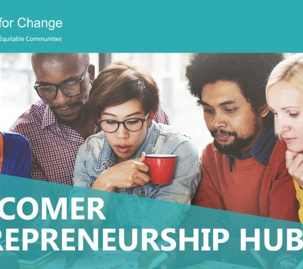 Newcomer Entrepreneurship Hub