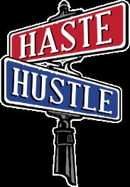 Image of Haste & Hustle logo