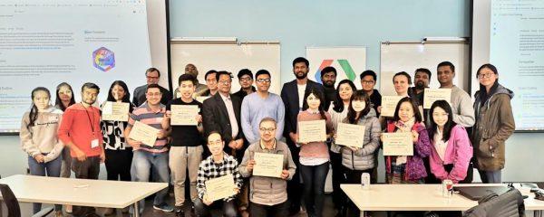Google Developer Group (GDG) Cloud Toronto Hosts NEXT '19 Extended Event at GBC
