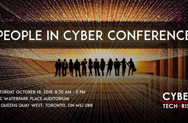 People in Cyber Conference