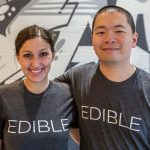 Brian Cheng & Alanna Fleischer, Co-founders of The Edible Story