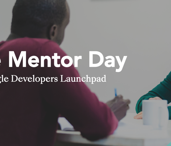 Google Mentor Day