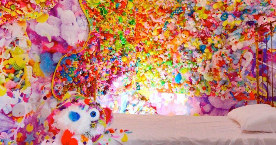 Japanese Artist Sebastian Masuda Image - Guest Lecture at George Brown College