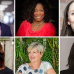 Shari Mogk-Edwards, Tamara Johnson, Lisa Hartley, Carrie Bois, Stephanie Bowman and Doina Oncel