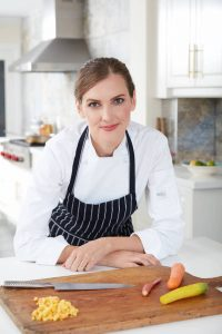 Chef Amy Symington, Entrepreneur and George Brown College Faculty
