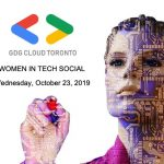 GDG Cloud Toronto Women In Tech Event Logo