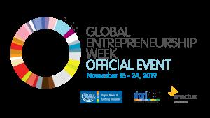 George Brown College Global Entrepreneurship Week 2019 logo