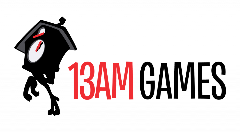 13AM Games Logo