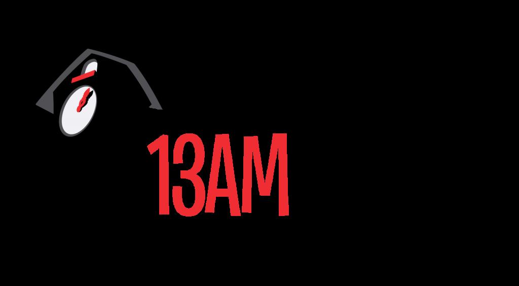 13AM Games Logo