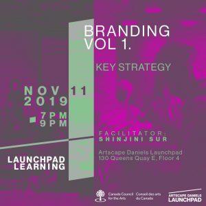 LaunchPad Learning Branding Vol 1