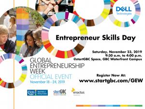 GEW Entrepreneur Skills Day