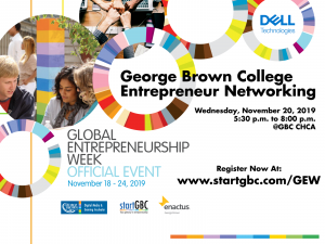 GEW Entrepreneur Networking