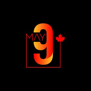 May 9 Logo