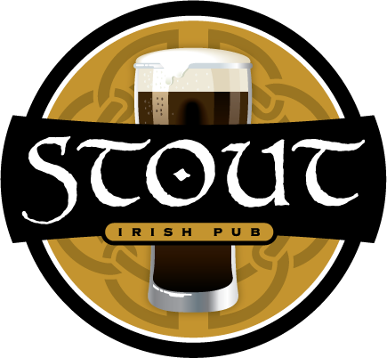 STOUT IRISH PUB_LOGO