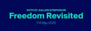 St. Gallen Symposium Freedom Revisited