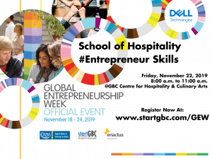GEW SoH Entrepreneur Skills Day Friday