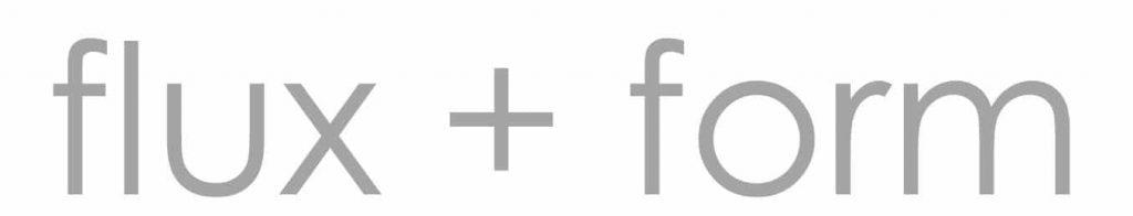 Flux+form Logo