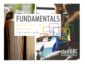 startGBC Fundamentals Ideation and Design Thinking Workshop Logo