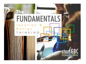 startGBC Fundamentals Ideation and Design Thinking Workshop Logo