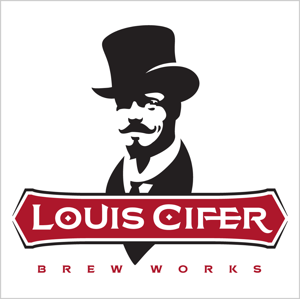 louis cifer brewery logo