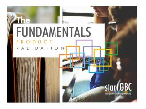 startGBC Fundamentals Product Validation Workshop