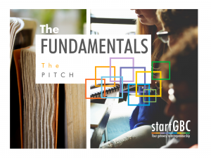 startGBC Fundamentals The Pitch Workshop Logo