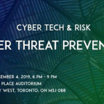 Cvber Tech & Risk Insider Risk Prevention