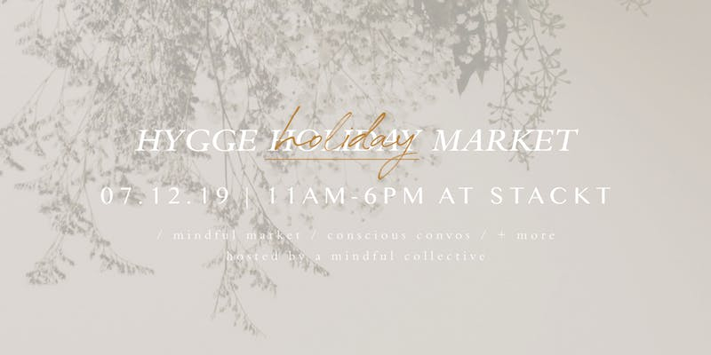 Hygge Holiday Market
