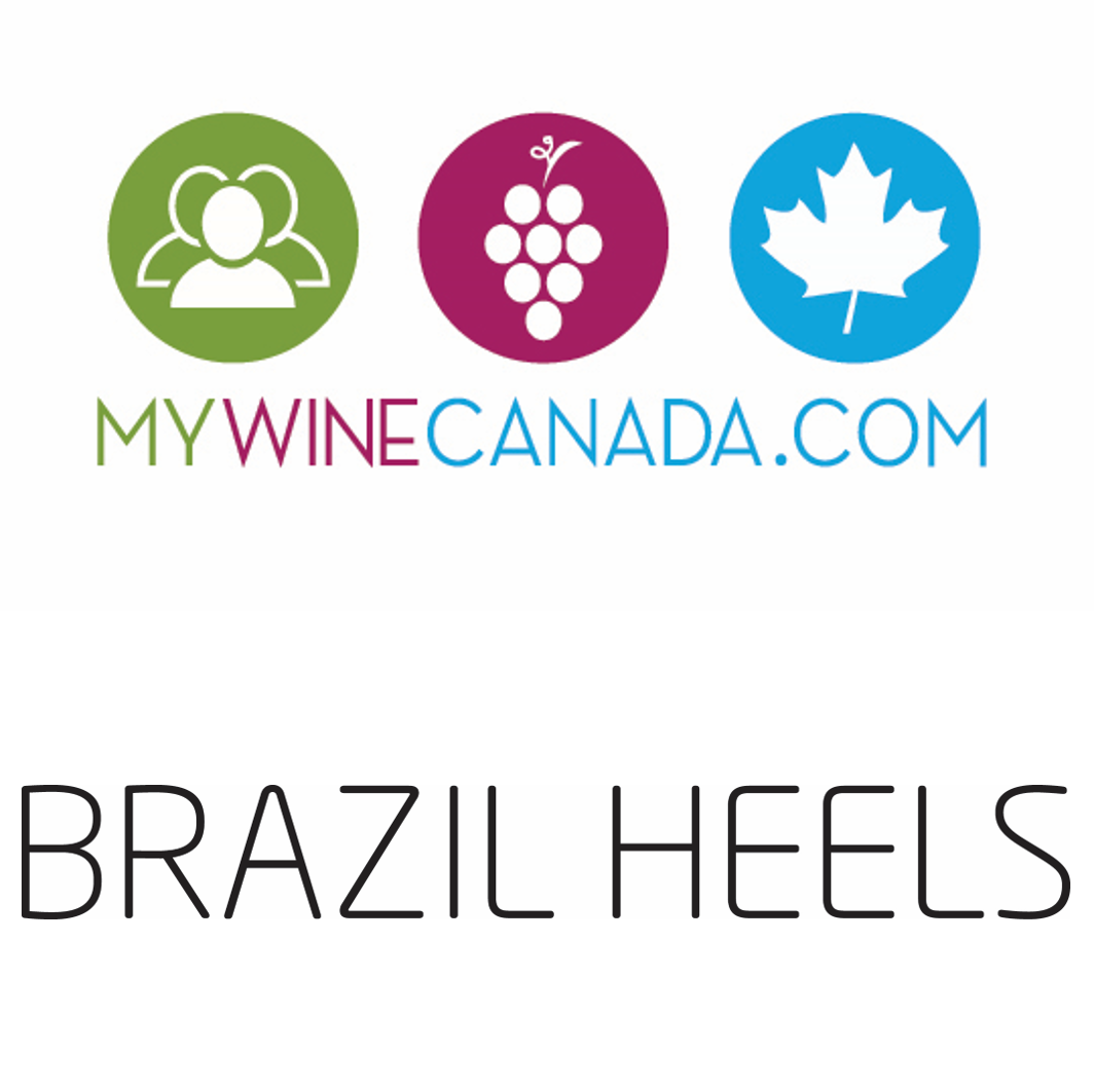 MyWineCanada.com and Brazil Heels at Stackt Market