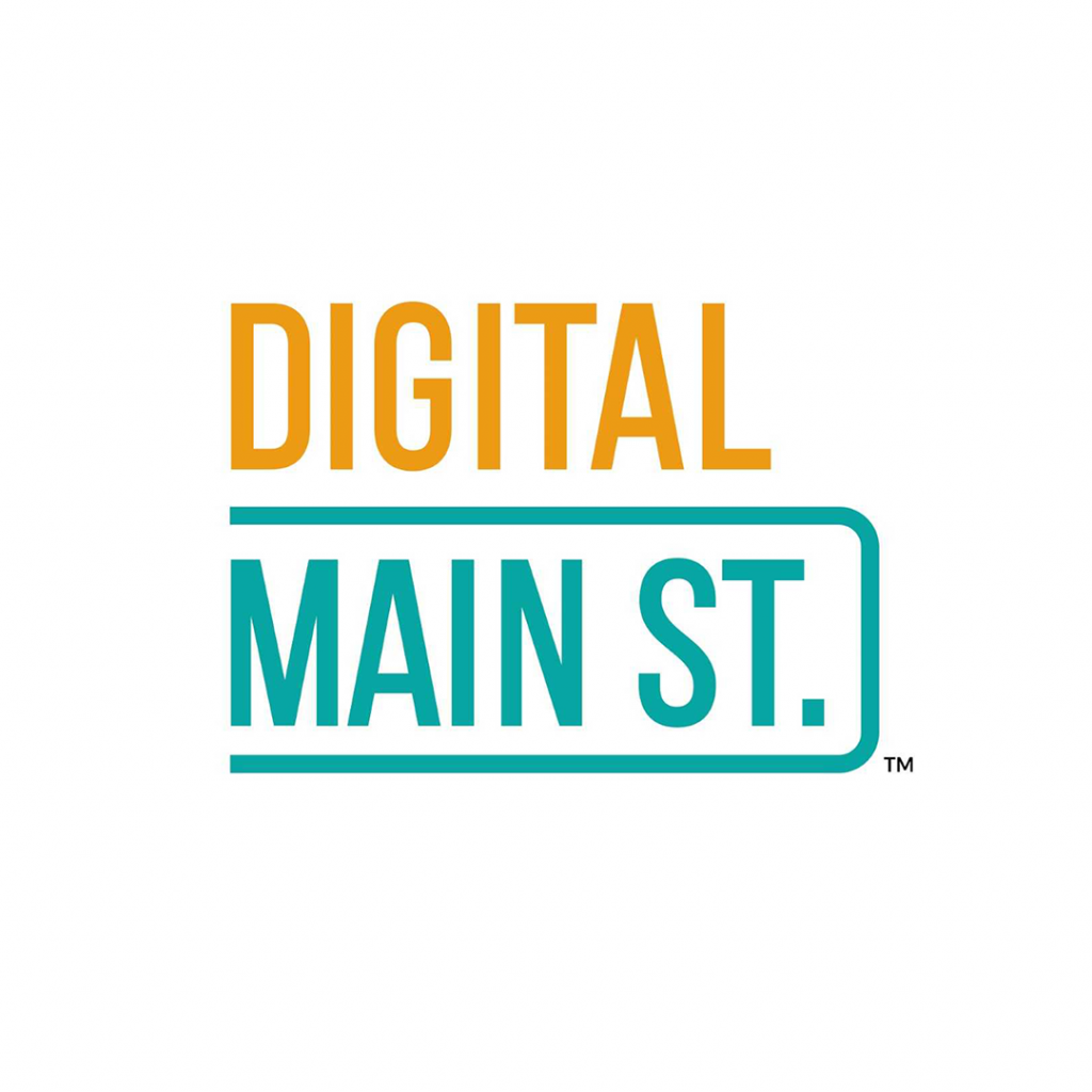 Digital Main ST logo