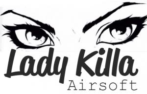 Lady Killa Airsoft Co. Logo