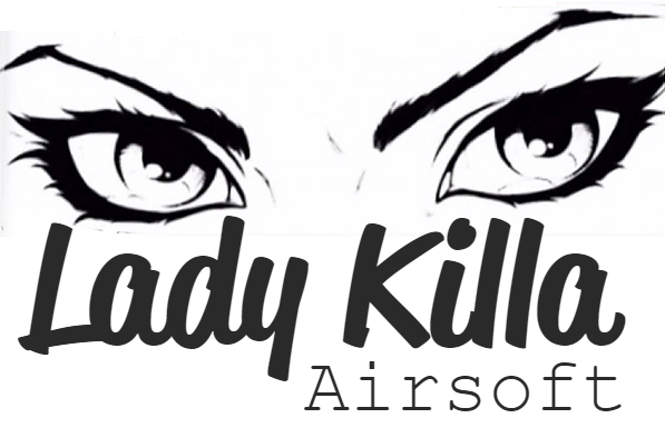 Lady Killa Airsoft Co. Logo
