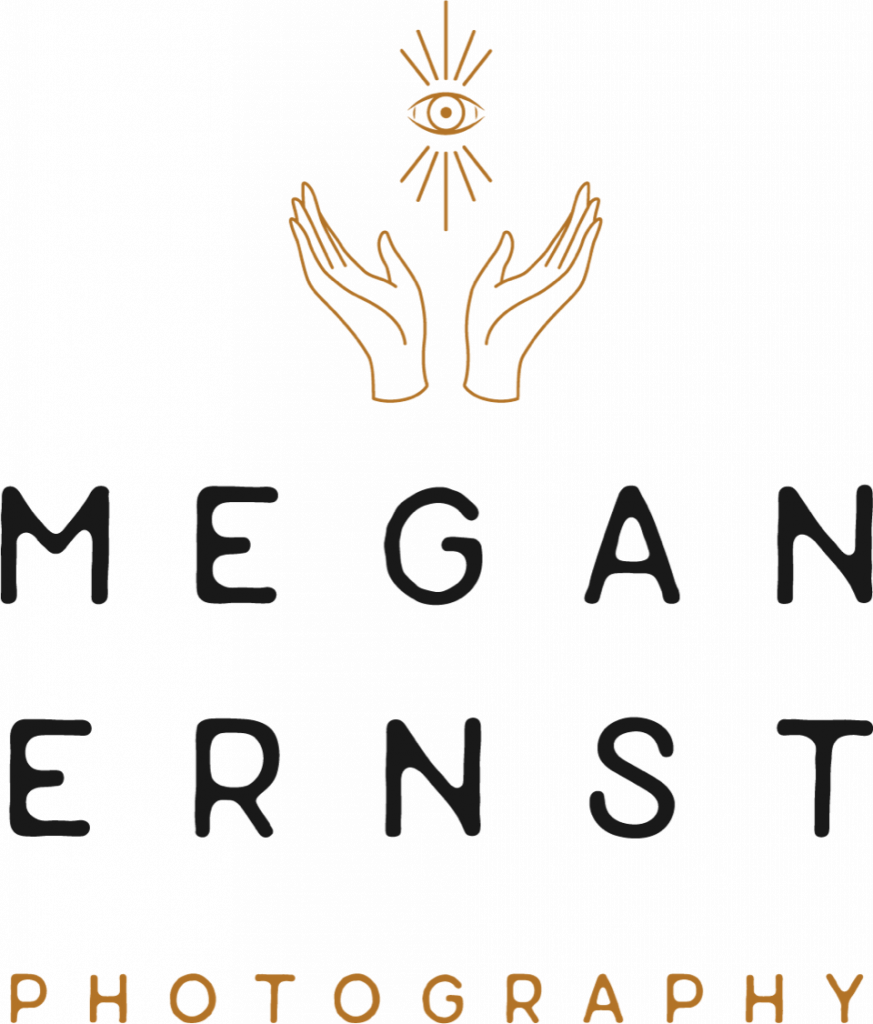 Megan Ernst Photography Logo