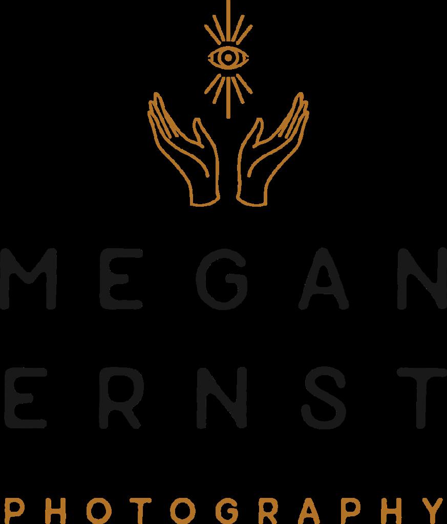 Megan Ernst Photography Logo