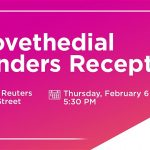 Move the dial Founders Reception Poster