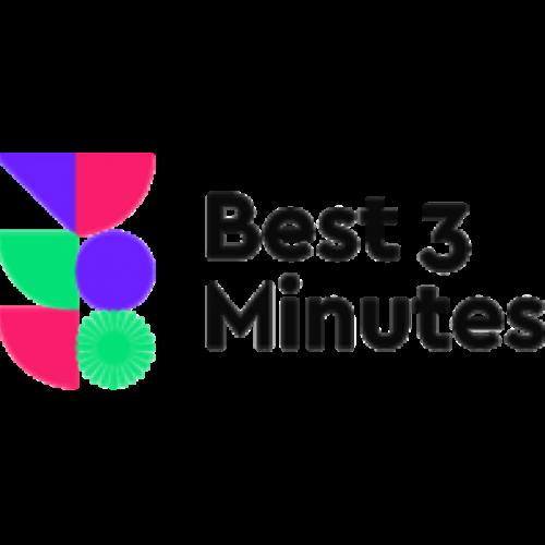 Best 3 Minutes Logo