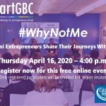 startGBC #WhyNotMe Alumni Entrepreneurs