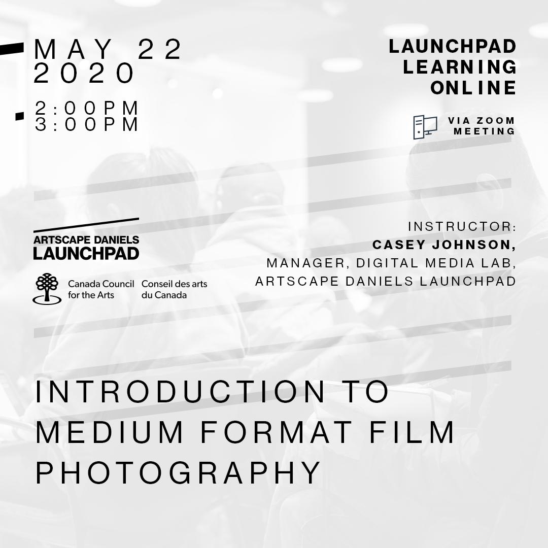 Film Photography_Artscape Daniels Launchpad